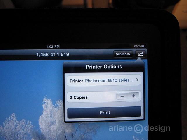 HP Photosmart 6510 sending from an iPad (1)