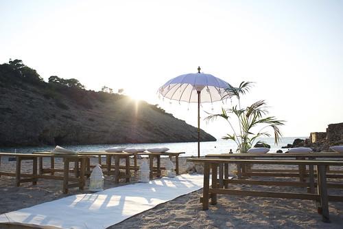 Cardamom Beach, Ibiza wedding venue