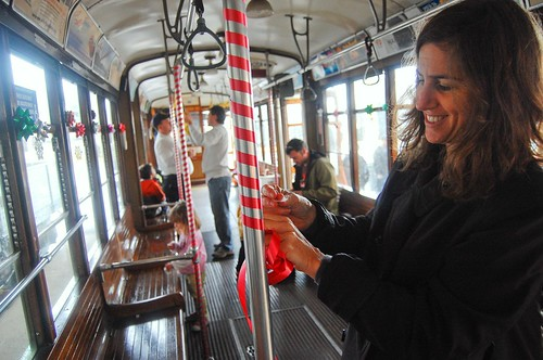 Streetcar Christmas, San Francisco (by: Telstar/Todd Lappin, creative commons license)