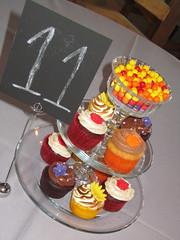 Individual Cupcake Stand Wedding