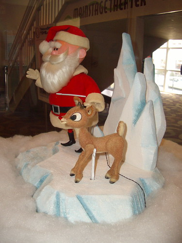Rankin and Bass Santa and Rudolph 5