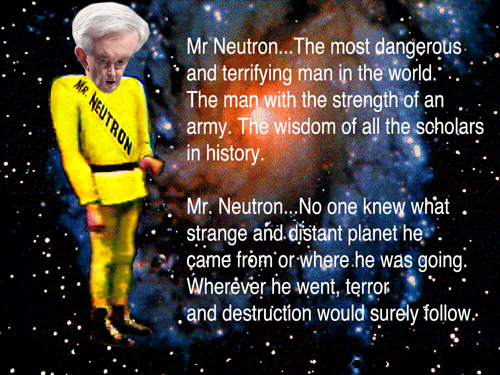 MR NEUTRON