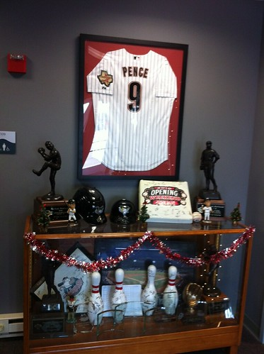 Pence Display