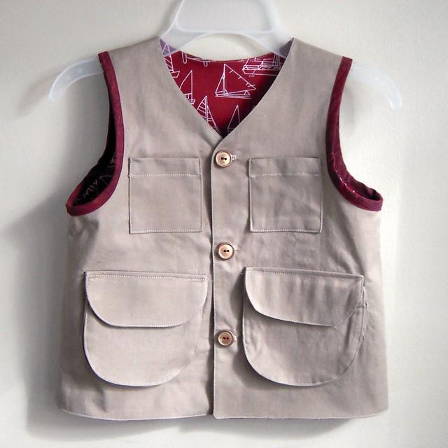 Explorer Vest