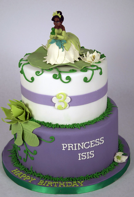 Princess Tiana Cake Pictures : princess and the frog cake toronto Flickr - Photo Sharing!