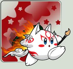 Kirby camaleónico 03
