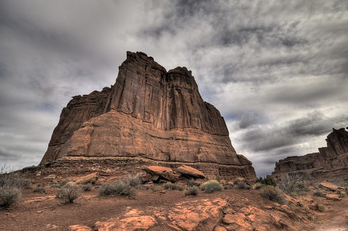 Moab in HDR