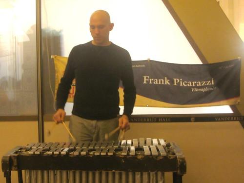 vibraphonist