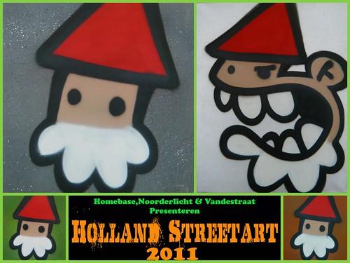 Holland Streetart 2011 - Kbtr