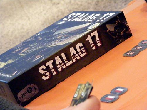 Stalag 17 (Termina el Año Jugando 2011)