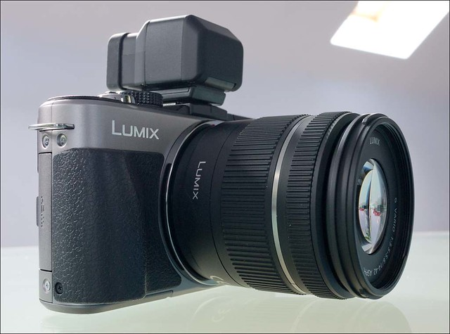 Panasonic Lumix GX1 14mm GF3 14-42mm