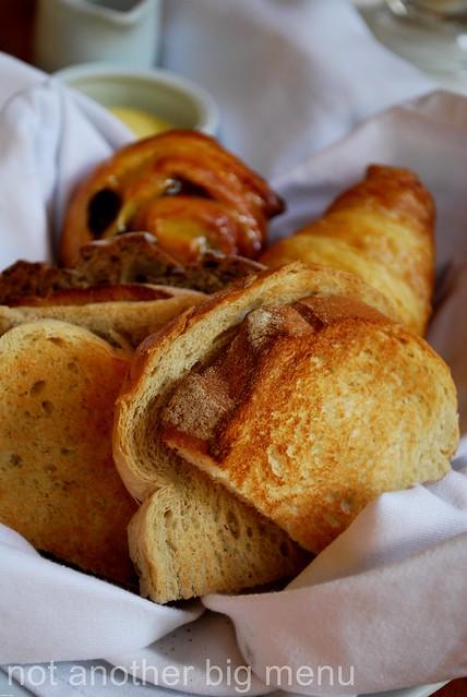 The Elysian, Bali - Bread basket
