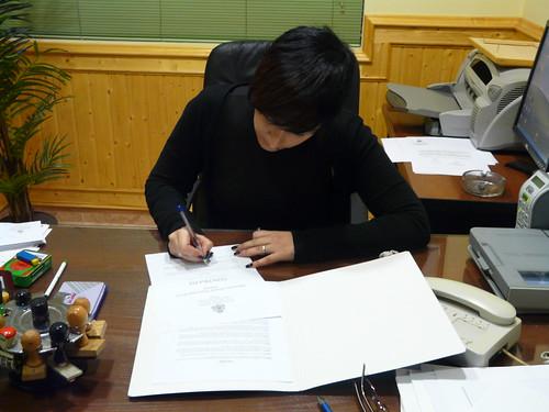 Firma Contrato (II)