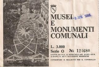 Musei e Monumenti Comunali