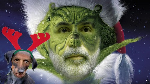 BERNANK GRINCH AND TIMMAH by Colonel Flick