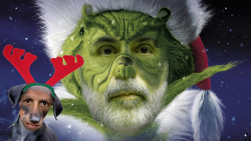 BERNANK GRINCH AND TIMMAH