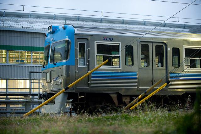 京王電鉄井の頭線 3000系 3028F クハ3728 デハ3028 廃車回送