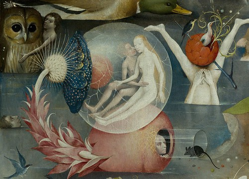 [ B ] Hieronymus Bosch - The Garden of Earthly Delights - Hell (1490 - 1510) - Detail by Cea.