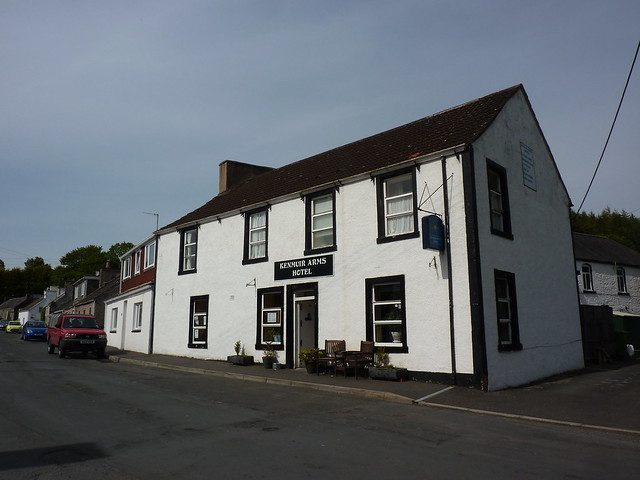 Kenmuir Arms Hotel, New Luce