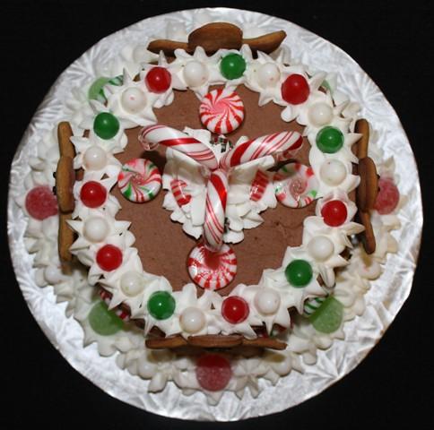 Christmas Eve Cake - 3
