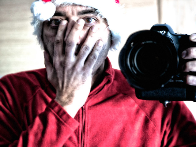 Self-Portrait in X'Mas