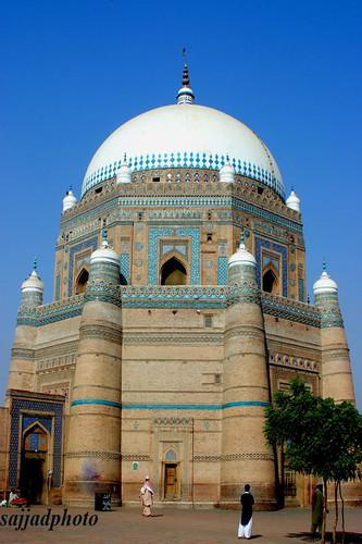 city pakistan beautiful mausoleum 85 lahore lense shah canond40 sajjadphotoartsyahoocom 17mmto ruknialammultan gettyimagespakistanq12012