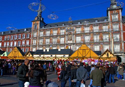 FELIZ NAVIDAD DESDE MADRID/MERRY CHRISTMAS FROM MADRID