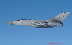 Tornado F.3 ZE788 'YA' 43 Sq 10-03-04