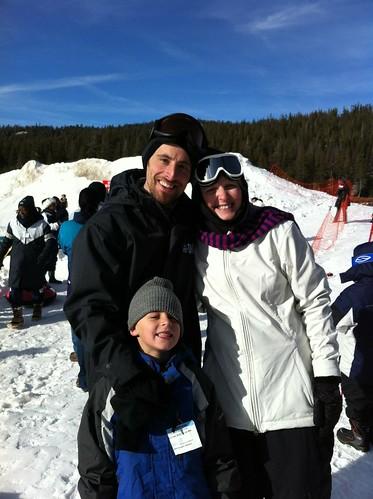 12/24/2011 - Boreal Mountain