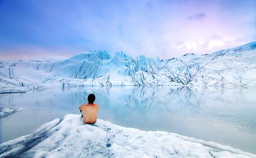 alaska glacier matanuska suttonalaska mouthofaglacier shirtlessatglacier sorryichangedmywatermark dhilungcom