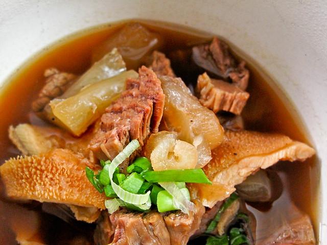 IMG_0491 Beef brisket soup, 牛腩汤