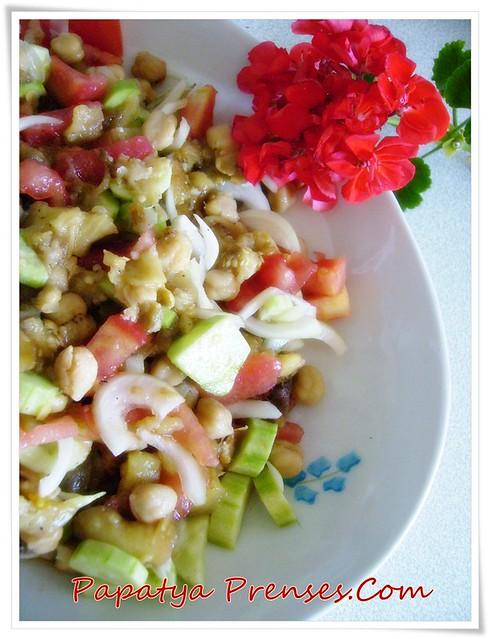 nohutlu köz patlıcan (2)