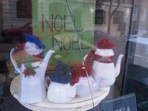 Winter-tea Wardrobe