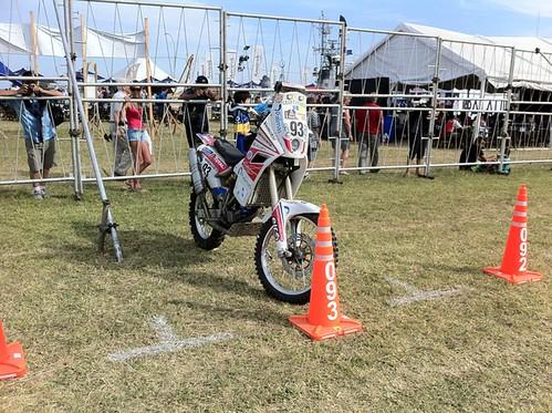 La moto con la que competirá Jorge Gómez