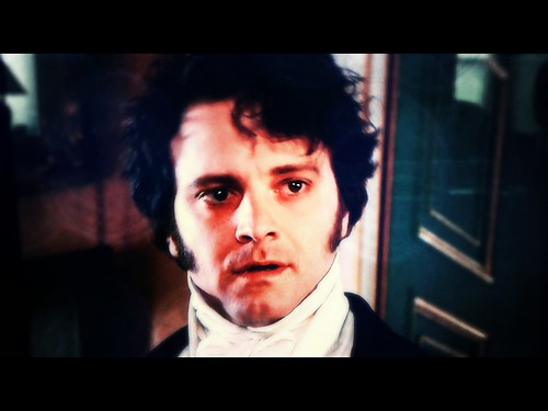 day364: Mr. Darcy by walelia