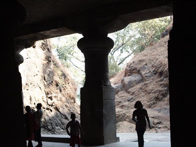 Elephanta Island, Mumbai, Dec 2011. 2-019