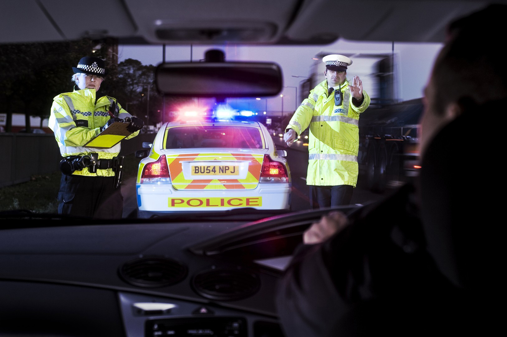 Are Drink Driving Offences Included On A National Police Clearance