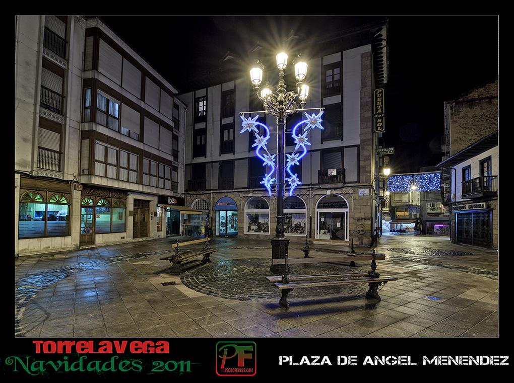 Torrelavega - Angel Menéndez - Navidades 2011