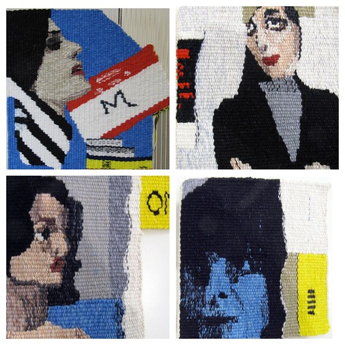 2011 small tapestries by Mardi nowak