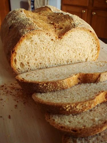Delicate Milk Loaf