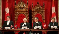 Reunion Parlamentaria México-Canada