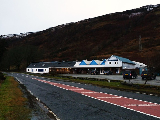 Loch Fyne Oyster Bar, Inveraray, Scotland