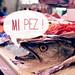 Mi Pez ! by · F E R ·
