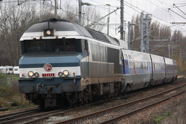 Alstom-SACM 72084 - CC 72084 / Hellemmes
