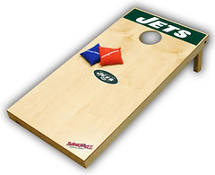 New York Jets Cornhole Boards XL