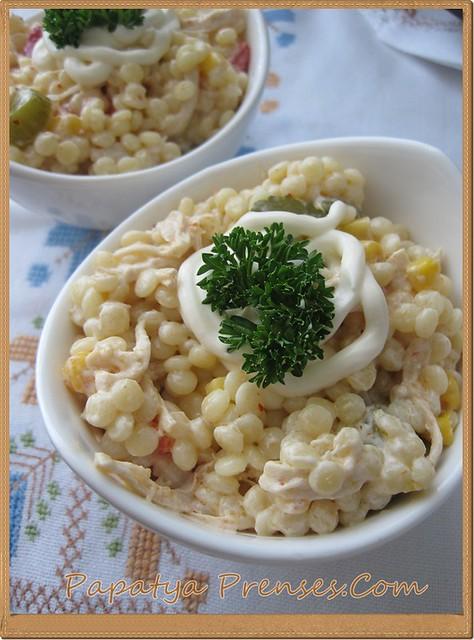 tavuklu kuskus salatası (1)
