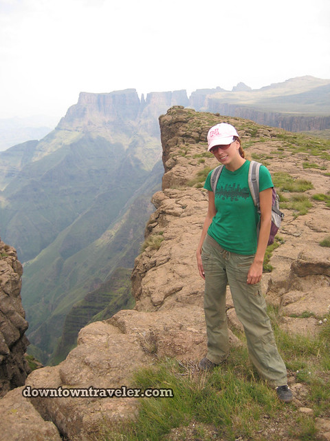Drakensberg Mountain Hike South Africa 10