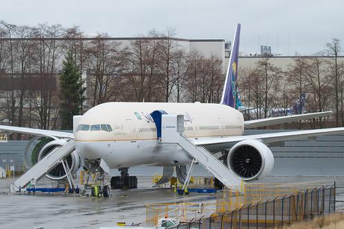 B77W - Boeing 777-368(ER)