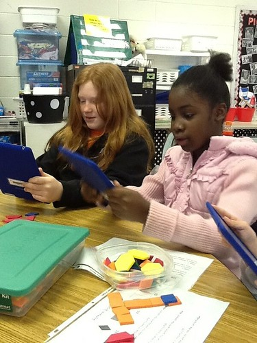 Learning with iPads