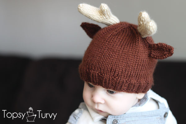 Knitting Pattern For Reindeer Hat : reindeer-hat-knit-pattern-baby Flickr - Photo Sharing!